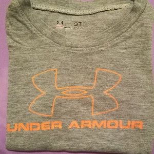 Under Armour Kid's T-Shirt